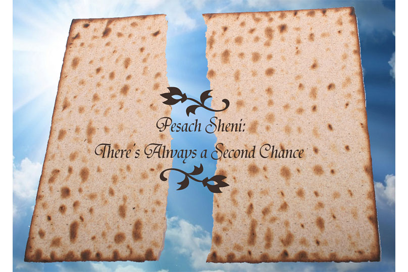 Pesach Sheini - The Second Passover
