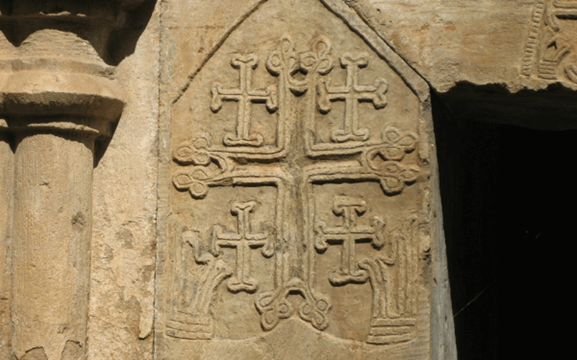 The Mighty Jerusalem Cross
