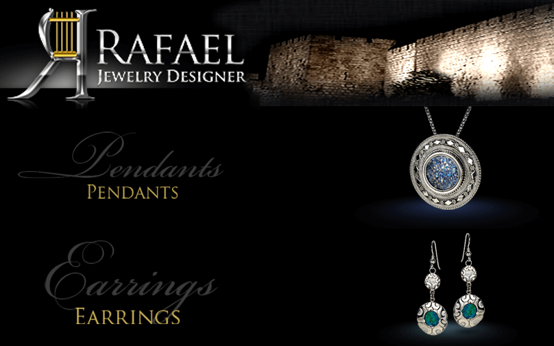 Rafael Jewelry: The Heart of Jerusalem