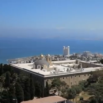 Haifa - From Elijah the Prophet to the Church of St. John